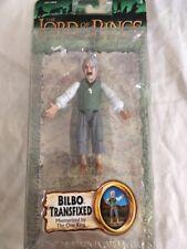 Bilbo Ammaliato IL SIGNORE DEGLI ANELLI TRILOGIA Figura in scatola TOY BIZ