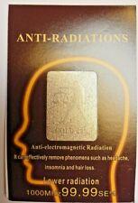 EMF Protection Quantum Scalar Anti Radiation Laptop Phone Mobile Sticker UK UK