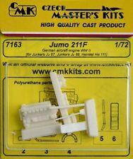 CMK 1/72 JUNKERS JUMO 211 F Moteur # 7163