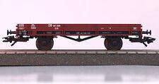 Märklin H0 Niederbordwagen X 05 der DB aus Startpackung 29711 Neu Ohne OVP
