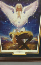 Heaven's Loss by Ron DiCianni Signed Limited Edition Framed & Matted Lithograph