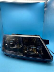 2014 Dodge Journey Headlight For Aftermarket Assembly Spot In Lens Right