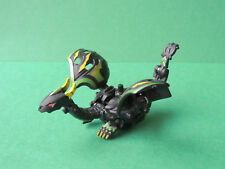 Bakugan Dharak Dragonoid black Darkus 810G Season 3 Gundalian Invader Dharaknoid