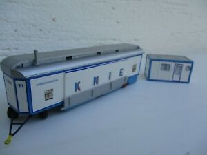 Circus Knie Spezial in 1/87