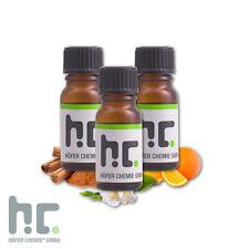 Aroma-Produkte mit Zimt-Duft
