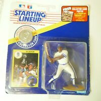 Starting Lineup 1991 Bo Jackson Figure w Coin New Free Shipping