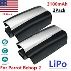 2× High Capacity 3100mAh LiPo Battery For Parrot Bebop 2 Quadcopter Helicopter
