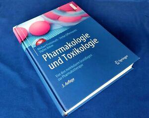 Pharmakologie und Toxikologie von Michael Freissmuth (2020, Gebundene Ausgabe)
