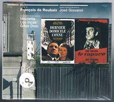 DERNIER DOMICILE CONNU / LE RAPACE FRANCOIS DE ROUBAIX OST CD F.C. SIGILLATO!!!