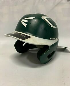 Easton Youth Stealth Grip Two Tone Batters Helmet Green/White SM ****