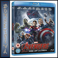 AVENGERS - AGE OF ULTRON- MARVEL **BRAND NEW BLU-RAY **