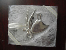 Seasons of Cannon Falls Blessed are Mothers Angel Ornament Nib