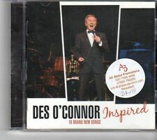 (FK79) Des O'Connor, Inspired - 2008 CD