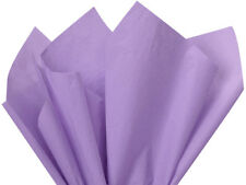 """Soft Lavender Tissue Paper 20x30"""" 480 Sheets Holiday Gifts Weddings Pom Poms"""