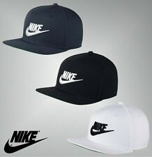 Mens Nike Flat Peak Dri Fit Ventilation Futura Cap Headwear