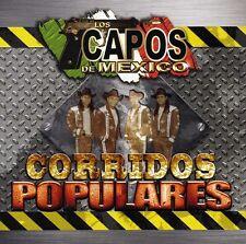 Los Capos de Mexico - Corridos Populares [New CD]