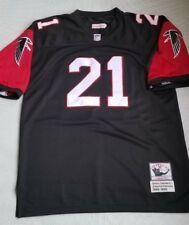 Deion Sanders Atlanta Falcons 1989-93 Mitchell   Ness Throwback Jersey Size  54 b7a300f93