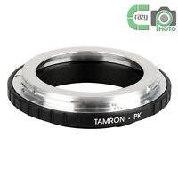 Tamron-PK Tamron Lens Adapter to Pentax PK K-M K-7 K-10 K-20 K-100 K-110 K-200