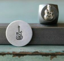SUPPLY GUY 7mm Guitar Metal Punch Design Stamp SGCH-63