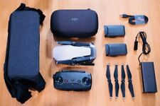DJI Mavic Air (Artic White) Fly More Combo + Carry Bag