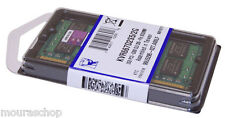 Ram Kingston DDR2 2GB NOTEBOOK PORTATILE 667Mhz KVR667D2S5/2G PC2-5300S 200 pin
