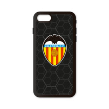 Valencia CF Phone Case iPhone 7 Hard Case Cover - Black - New