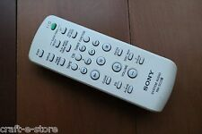 GENUINE Original Sony SYSTEM AUDIO Remote Control RM-SC3