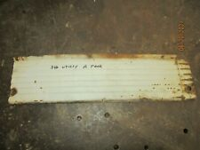 International 340 460 Utility Tractor Right White Side Hood Panel Along Tank