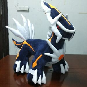 Pocket Monsters Dialga Plush Doll Pillow Stuffed Toys Kid's Xmas Gift Collection