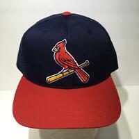 Vintage MLB St. Louis Cardinals Outdoor Cap Snapback Cap Hat OSFA NWOT