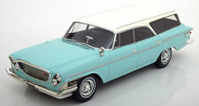 1962 Chrysler Newport Station Wagon Light Green by BoS Models LE of 504 1/18 New