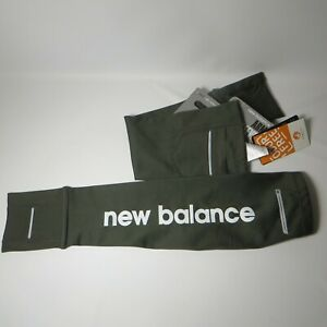 NEW BALANCE Women's Arm Sleeves Pair Dark Gray BRAND NEW with Tags Large X-Large