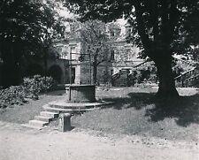RODEZ c. 1900-20 - Jardin Puits du Palais Épiscopal Aveyron - DIV 9752
