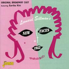 Eartha Kitt - New Faces of 1952 / O.B.C. [New CD]