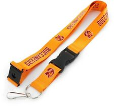 Tampa Bay Buccaneers Football NFL Retro Lanyard Key Ring Keychain w/ Safety Clip