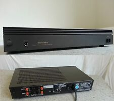 Technics se-a808 Amplificateur poweramp int. Shipping & Paypal available