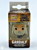 FUNKO POCKET POP! KEYCHAIN: THE LORD OF THE RINGS - GANDALF *UK STOCK*