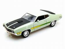 Ford Torino Cobra Hard Top Green 1971 1:18 AMM992