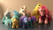 New Listing9 Assorted Original My Little Ponies