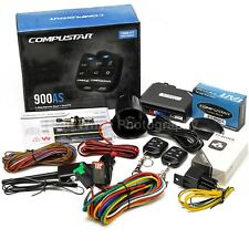 Compustar CS-900AS Car Auto Remote Car Starter & Alarm System