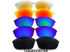 Galaxy Lentes De Repuesto Para Oakley Half Jacket black&blue&green&red&gold 5ps