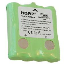 HQRP Batería recargable para Cobra FRS80 / FRS85 / PR1050-WX / PR1100-WX / PR135
