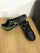 Nike tiempo Leather Mens Football Boots UK size 8.5