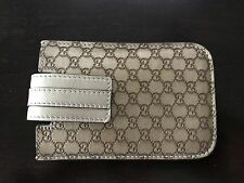 Gucci iPhone Leather Case - Gold