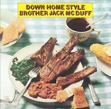 Down Home Style by Jack McDuff (CD, Feb-1997, Blue Note (Label))