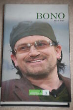 MICK pared __ BONO __ U2 _ Great Biographies __ MANCHADO EN TIENDA TAPA DURA _