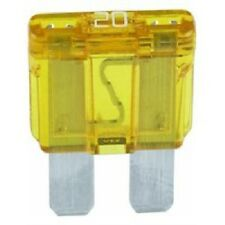 New Bussmann BP/ATC-20 ATC Blade Fuse 20 Amp Fuses, 5-Pack *