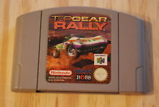 Top Gear Rally pour Nintendo 64