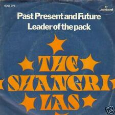 45 JUKEBOX SINGLE SHANGRI LAS LEADER OF THE PACK PAST