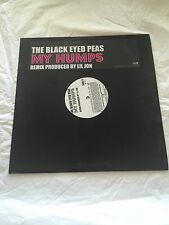 "My Humps ( Lil Jon Remix) By The Black Eyed Peas 12"" Vinyl Single 2005"